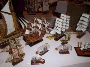 usaha reseller miniatur kapal